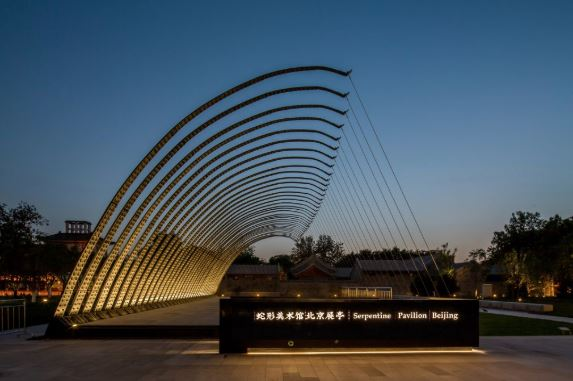 The Beijing Pavilion, Jiakun Architects. Courtesy of the Serpentine Galleries.