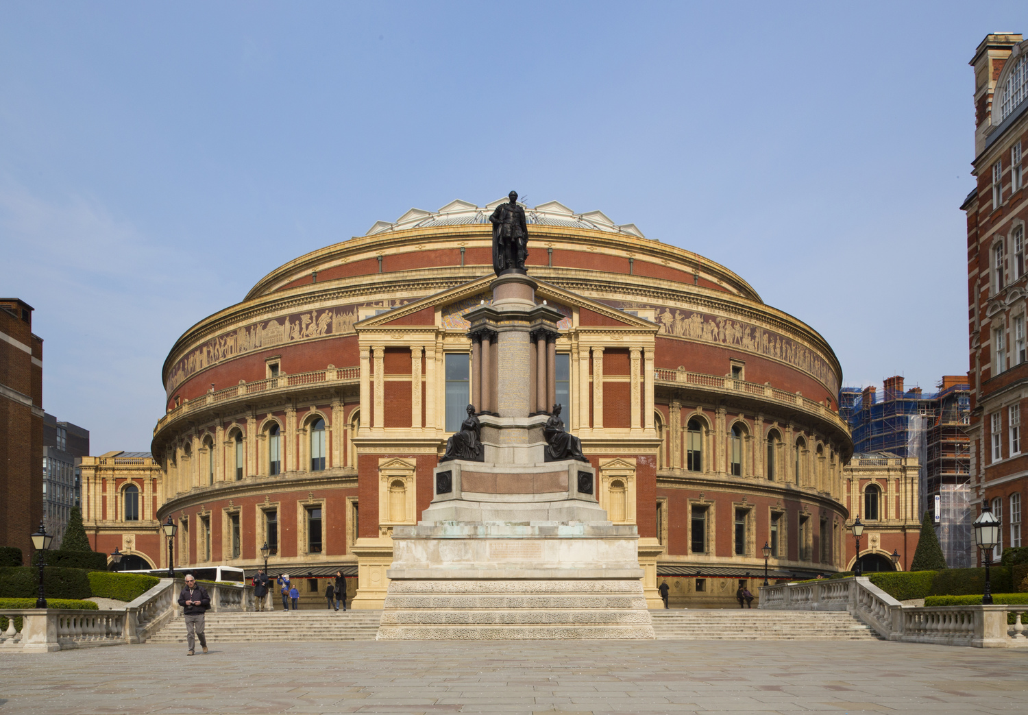 Royal Albert Hall (Credit: Royal Albert Hall)