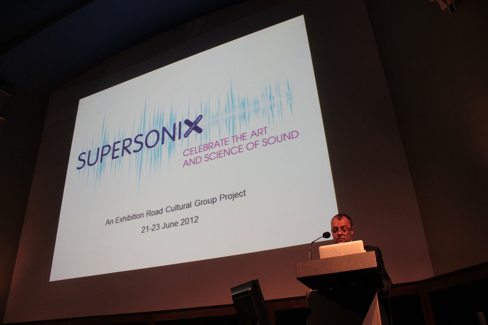 Supersonix 2012