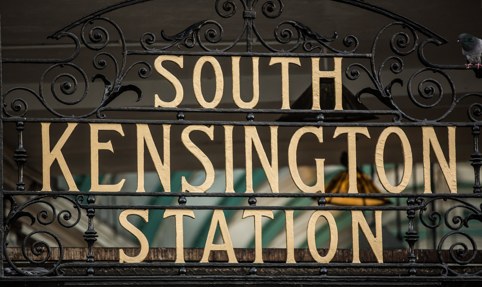 South Kensington Tube Station