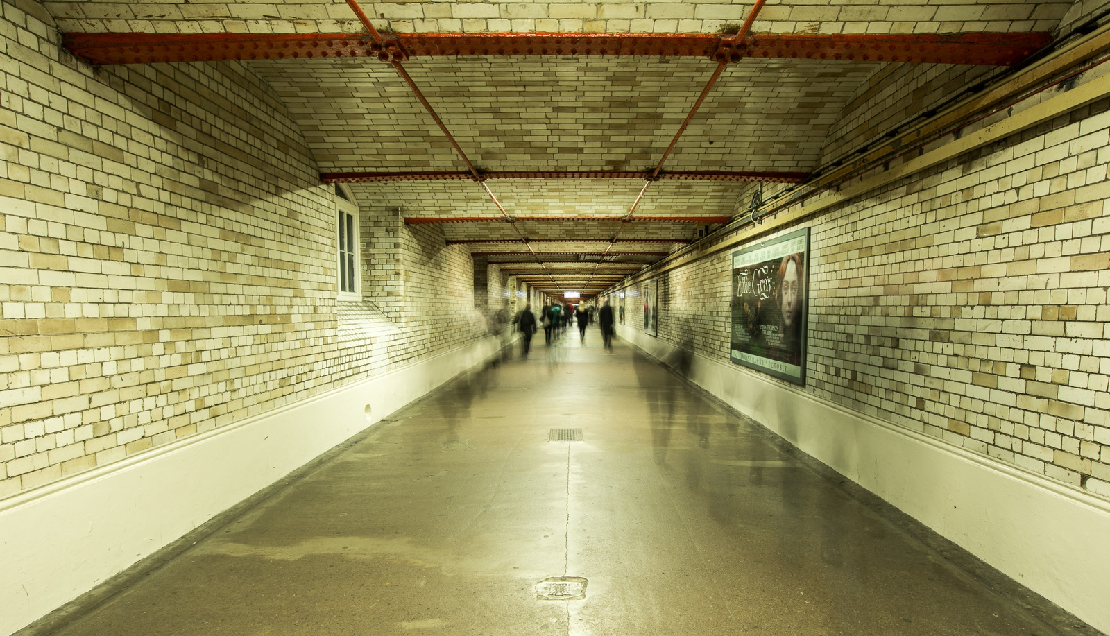 South Kensington Pedestrian Tunnel